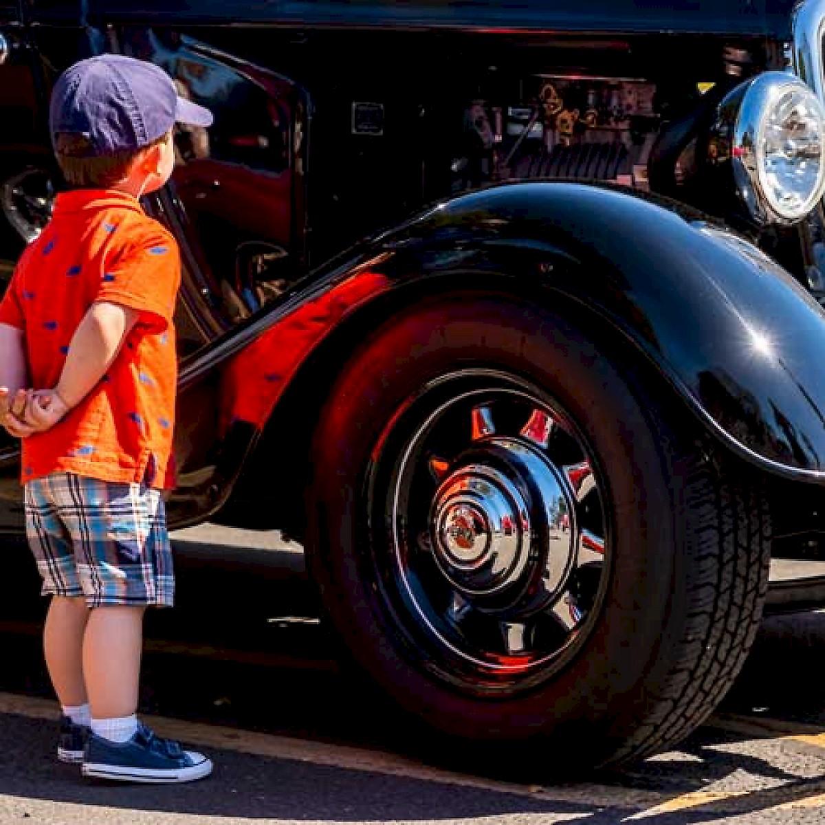Th Annual Bon Air Invitational Car Show October Marin - Car convention