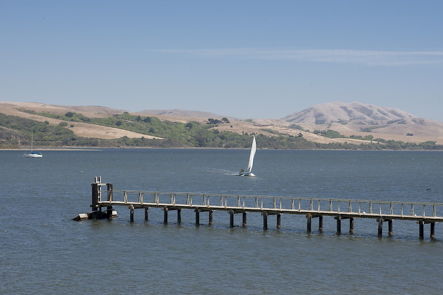 Tomales bay resort point reyes and coastal marin marin for Point reyes cabine
