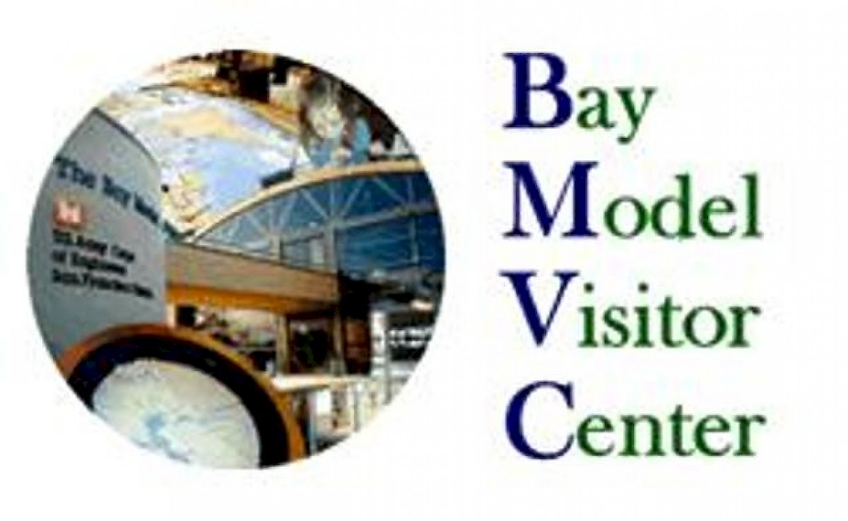Bay Model Visitor Center - John Reber, The Man with the
