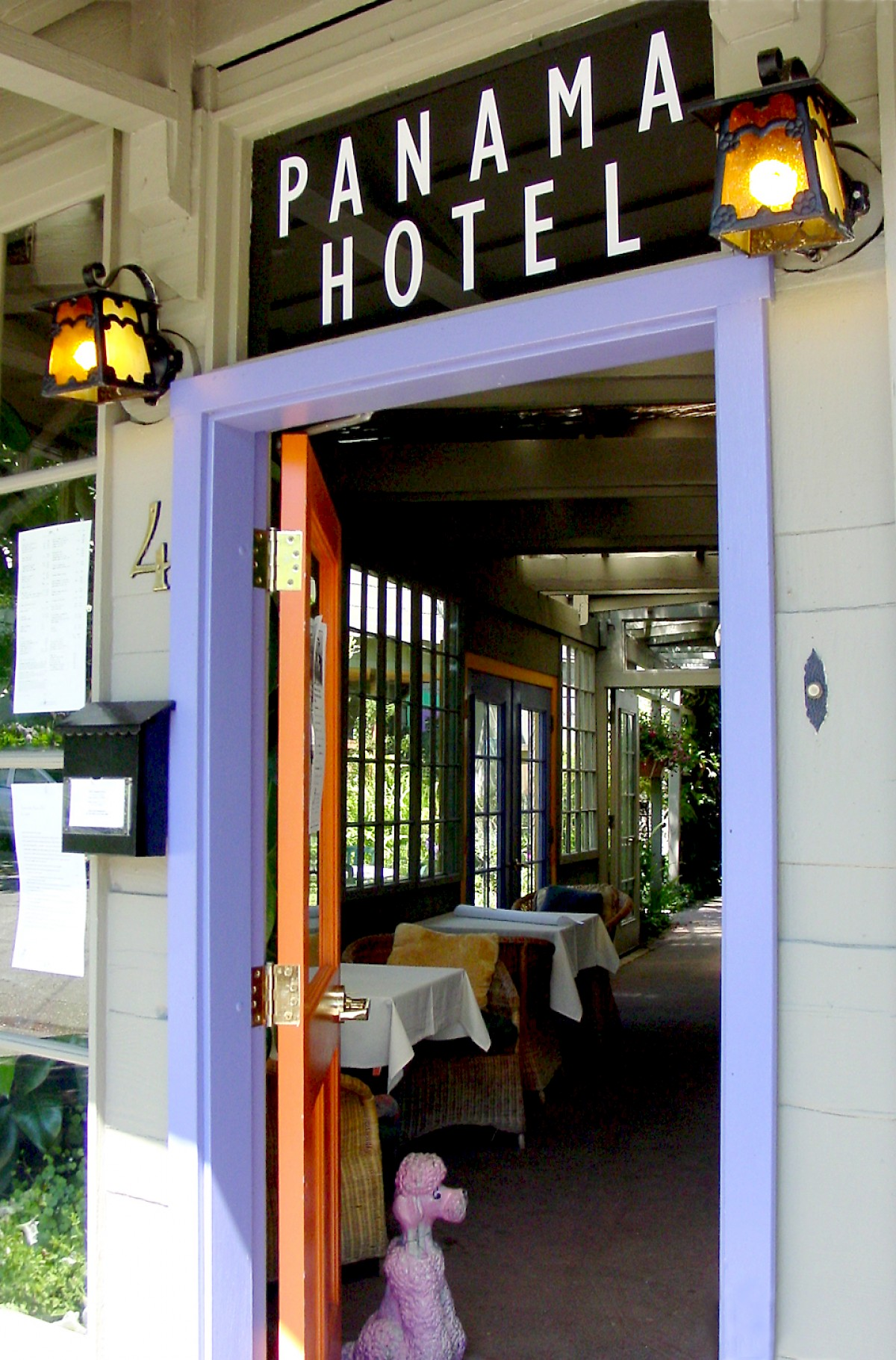 the panama hotel and restaurant - live music - marin county 2017