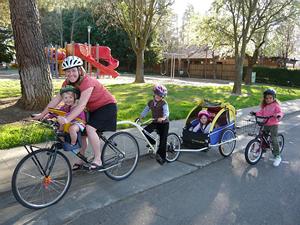 Family Fun Ride Novato