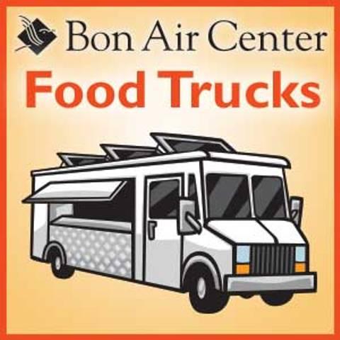 Bon Air Shopping Center Food Trucks